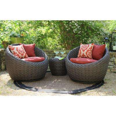 2 Person - Patio Conversation Sets - Outdoor Lounge Furniture - The