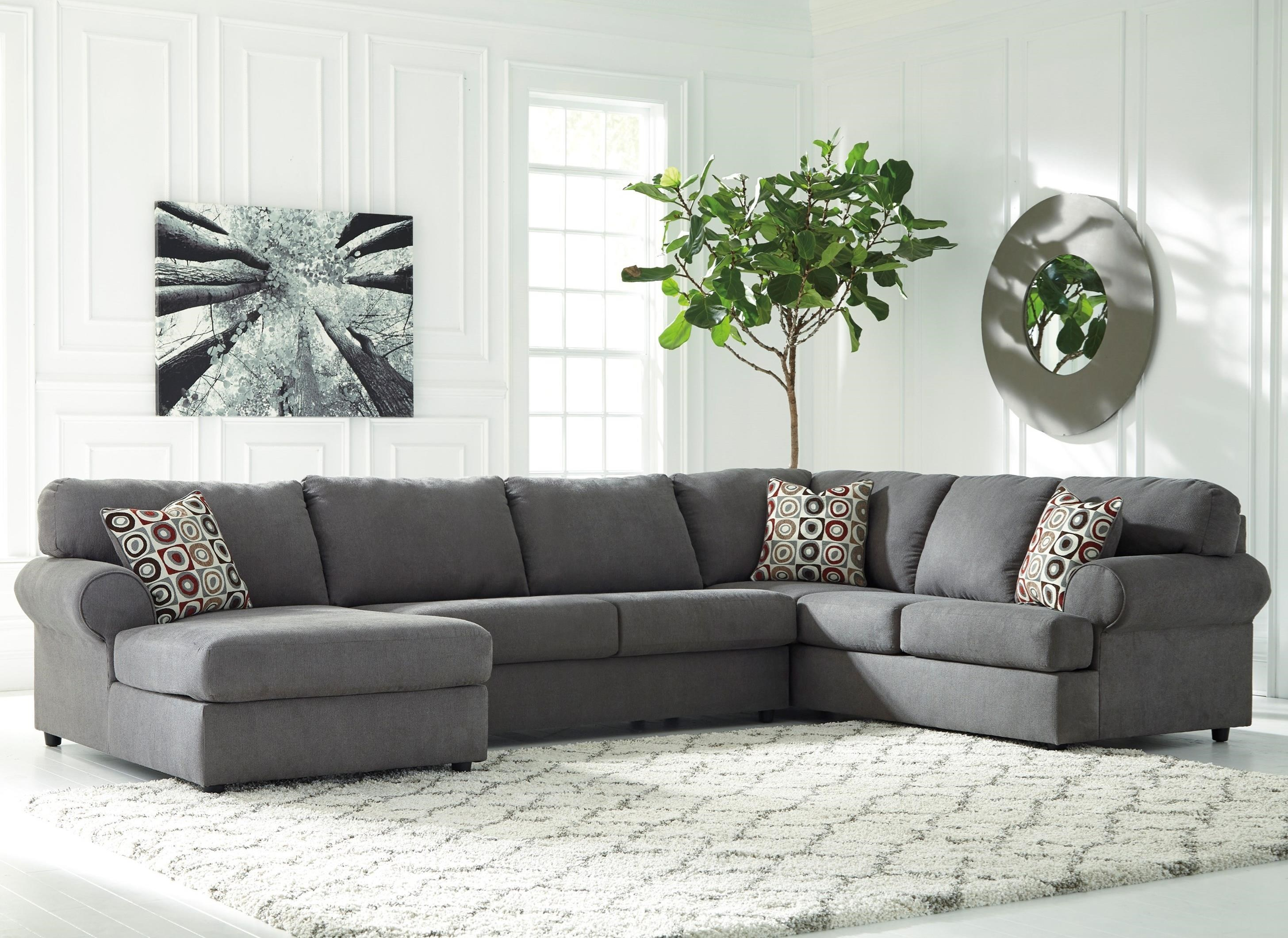 Signature Design by Ashley Jayceon 3-Piece Sectional with Left