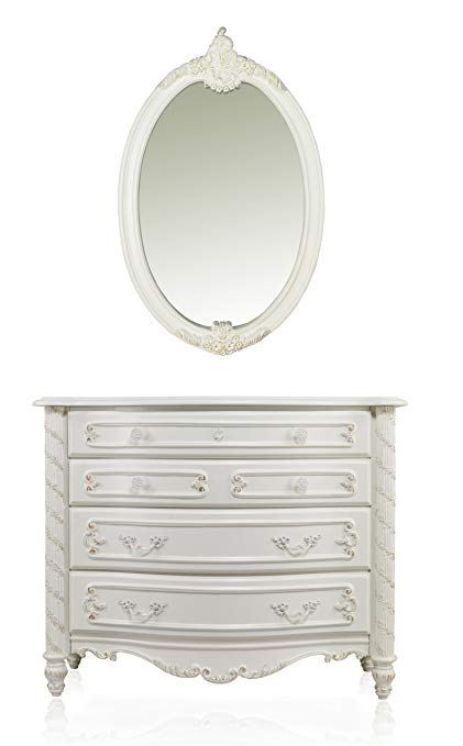 Amazon.com: Furniture of America Nathalia Fairy Tale Style 4-Drawer