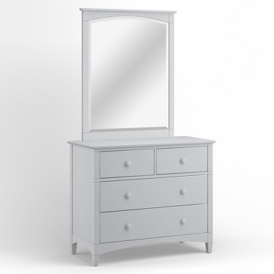 Essex 4 Drawer Dresser And Mirror Set - Bolton Furniture : Target