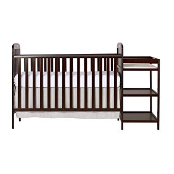 Amazon.com : Dream On Me, Anna 4 in 1 Full Size Crib and Changing