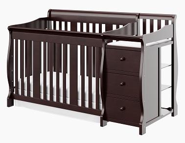 Portofino 4-in-1 Convertible Crib and Changer | Storkcraft, Cribs