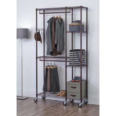 Adjustable - Closet Systems - Closet Organizers - The Home Depot
