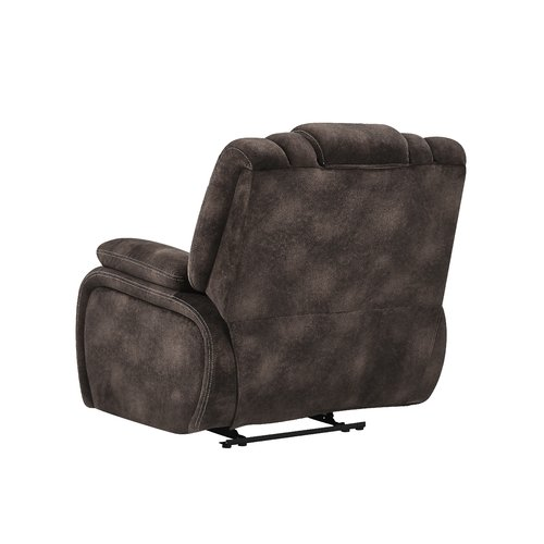 Red Barrel Studio Gabe Adjustable Headrest Power Glider Recliner