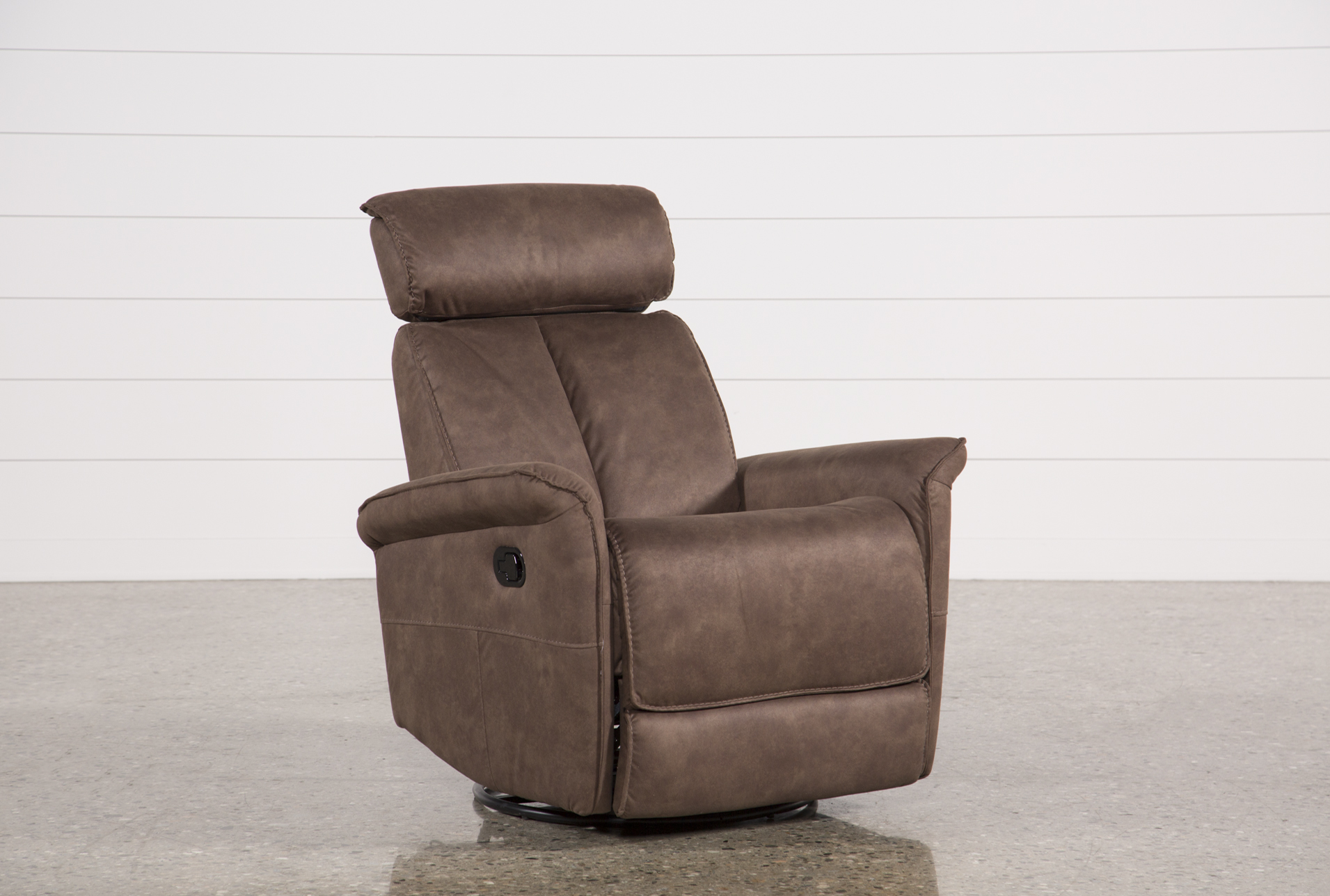 Adjustable Glider Recliner