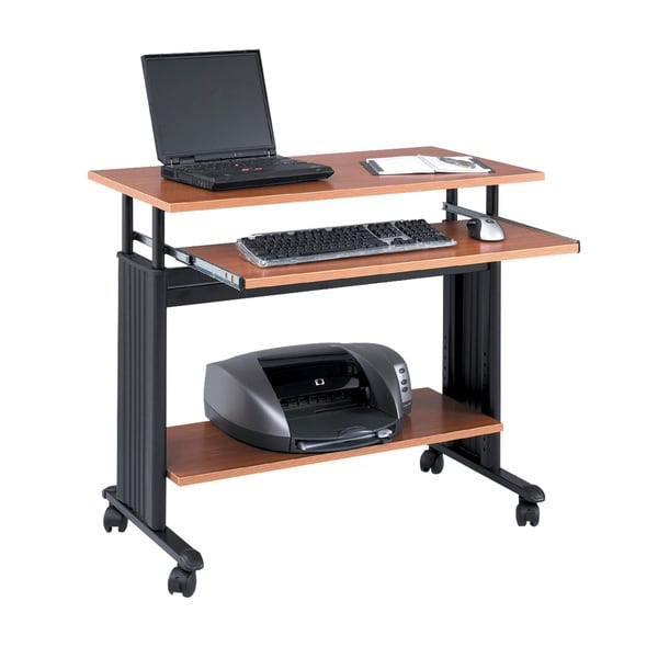 Shop Safco MUV 35-inch Adjustable Height Computer Workstation Desk