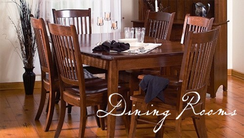 Amish Diningroom Furniture