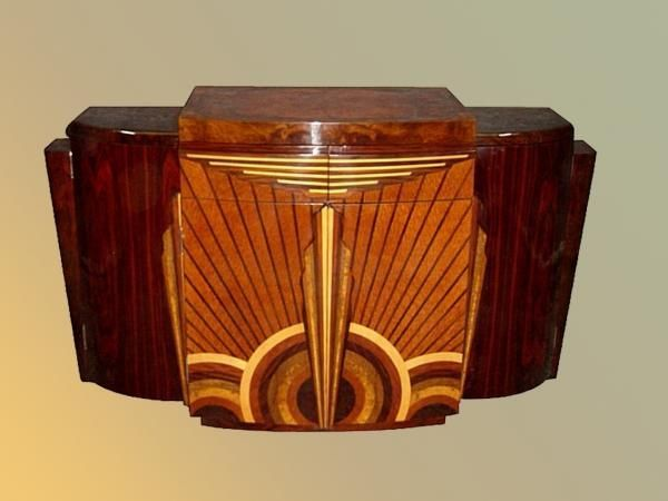 Make your home vintage and beautiful through antique art deco