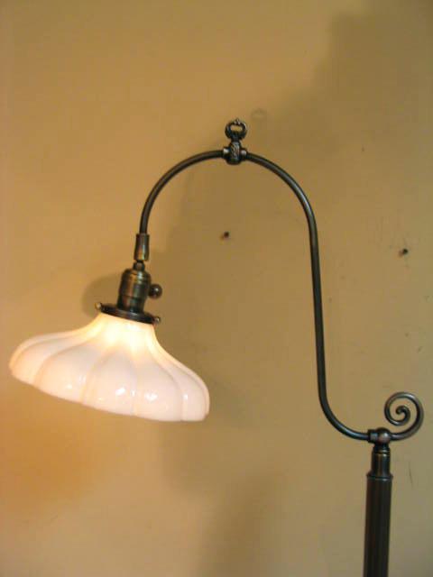 Vintage Floor Lamp Shade Elegant Vintage Floor Lamp Shades Antique