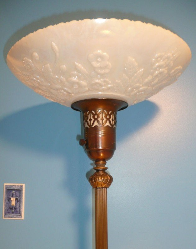 Antiques Torchiere Floor Lamp - Ideas on Foter