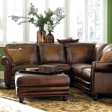 Apartment Size Leather Sectional Sofa u2013 dustudio.co