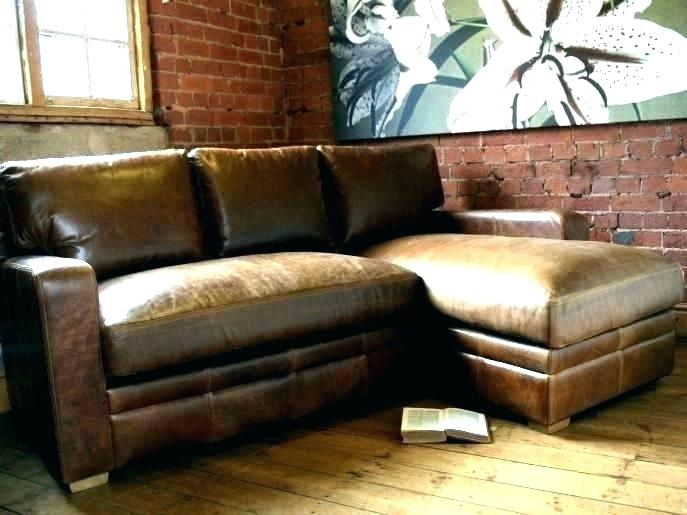 Apartment Size Leather Sectional With Chaise Apt Sofa Decoration