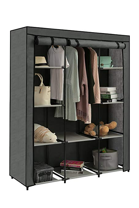 Amazon.com: Home-Like Portable Wardrobe Bedroom Armoires Clothes