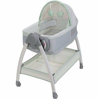 Baby Bassinet With Wheels