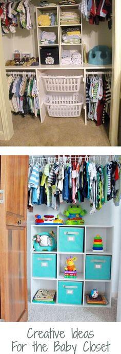 123 Best Nursery Closet Organization u2022 images in 2019 | Baby room