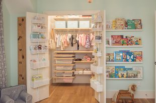 Baby Closet Organization Ideas - How To Organize A Baby Closet | The