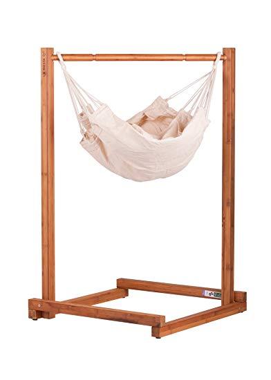 Amazon.com : La Siesta - Yayita - Organic Cotton Baby Hammock with