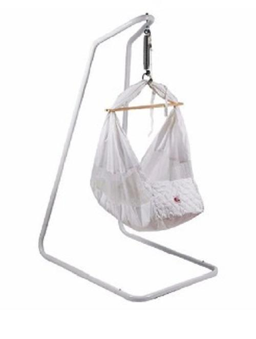 Buy stylish baby hammock with stand and make your baby cool