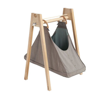 Multi-function Hammock Stand Baby Crib Toy Montessori Furniture