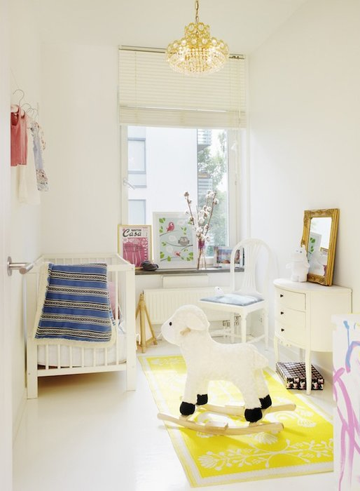 Small Room Design: baby room ideas for small spaces Small Space