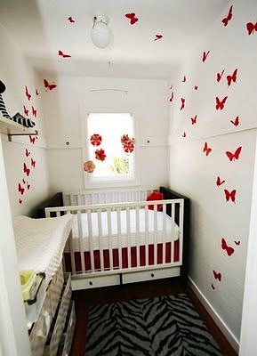 Baby Furniture and Room Decor Ideas for Small Spaces | LaudableBits.com