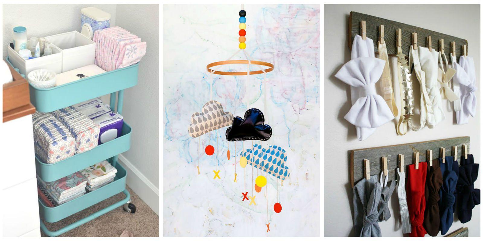 20 Best Baby Room Decor Ideas - Nursery Design, Organization, and