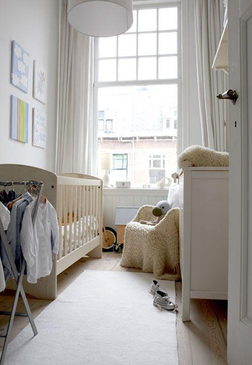 Small Nursery Design | Modern Minimalist Home Design