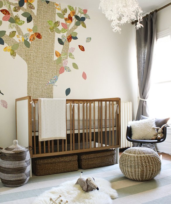 Nursery Decor For Small Rooms | simple small house design