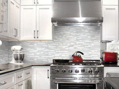 Kitchen Backsplash Ideas with White CabinetsKitchen Design
