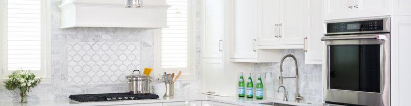 The Best Kitchen Backsplash Ideas for White Cabinets | Kitchen Design