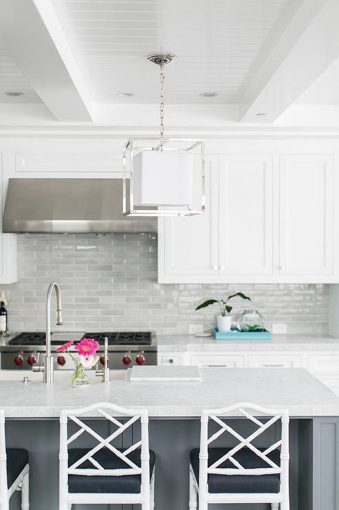25+ Best Kitchen Backsplash Design Ideas | Kitchen idea | White