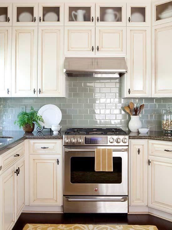 Colorful Kitchen Backsplash Ideas | home ideas | Kitchen backsplash