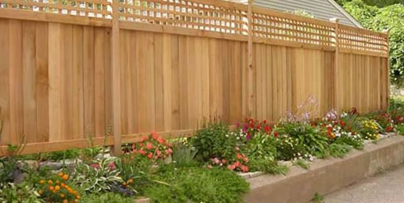 Landscape Fence Ideas and Gates - Landscaping Network