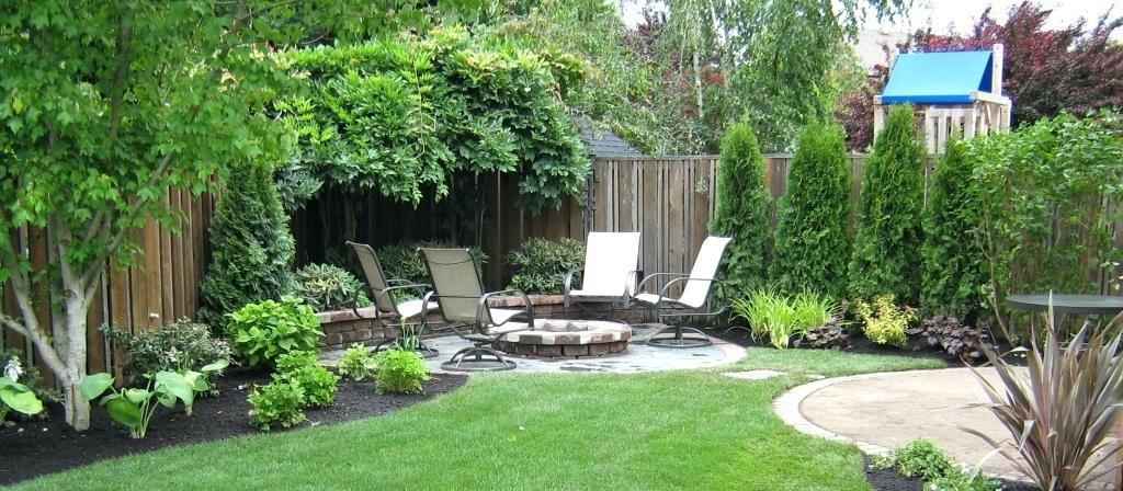 Backyard Privacy Landscaping Ideas Privacy Fence Ideas For Backyard