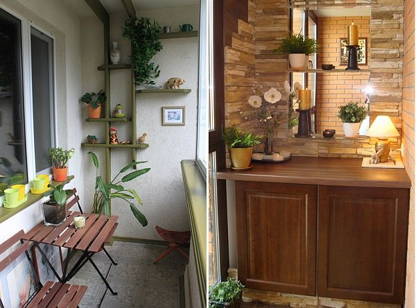 45 Inspiring Small Balcony Design Ideas