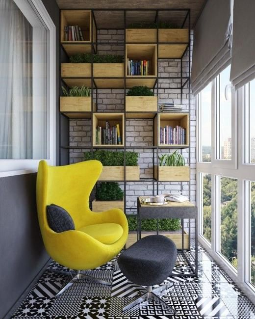 20 Creative Modern Ideas to Transform Small Balcony Designs