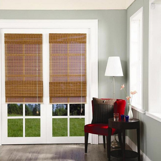 Bamboo Shades For French Doors Style and Elegance At Its Best
