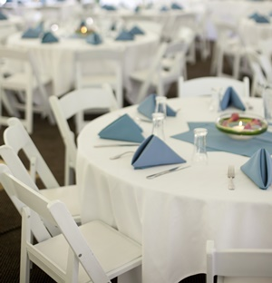 Affordable Table and Chair Rentals | Rent Tables & Chairs for