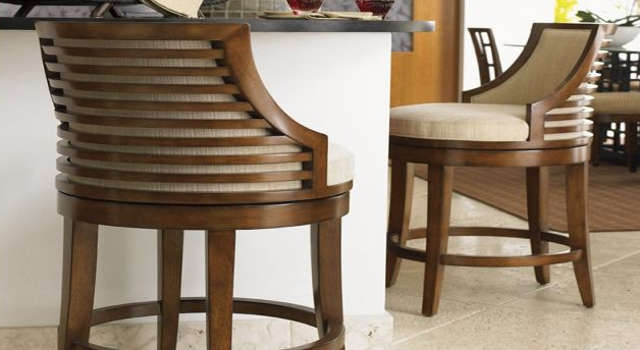 Appealing Bar Stool With Arms And Back Swivel Stools Backs Regard To