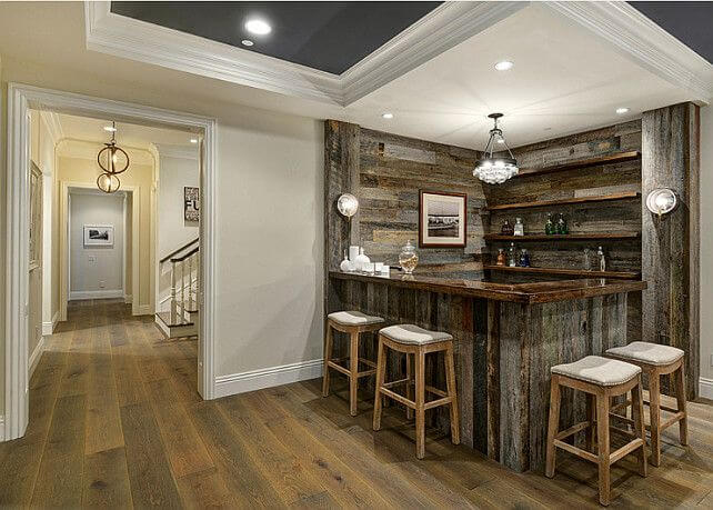 17+ Basement Bar Ideas and Tips For Your Basement Creativity - CueThat