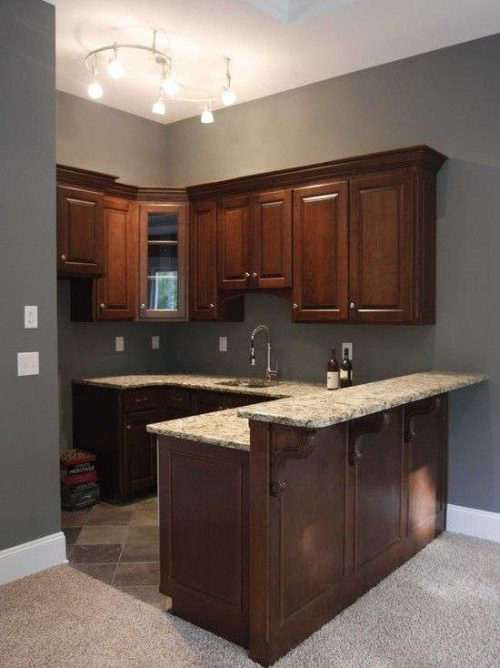 Best Basement Bar Ideas for Small Spaces Of Basement Kitchen Ideas