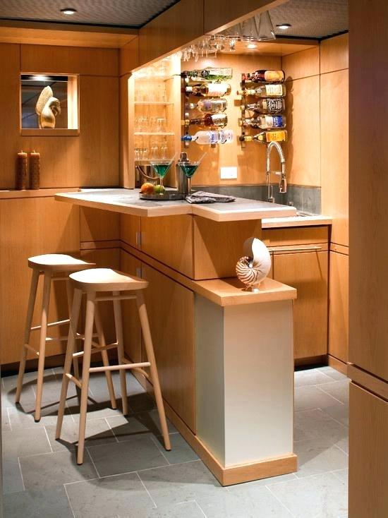 Basement Bar Ideas For Small Spaces Cool Small Bar Ideas Small
