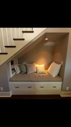 26 Incredible Under The Stairs Utilization Ideas | Real Estate