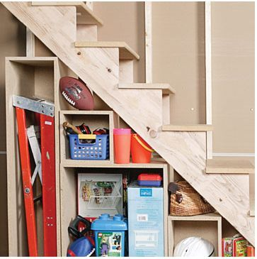 5 Basement Under Stairs Storage Ideas u2014 Info You Should Know
