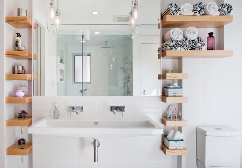 Space-Saving Products for Your Small Bathroom - Freshome
