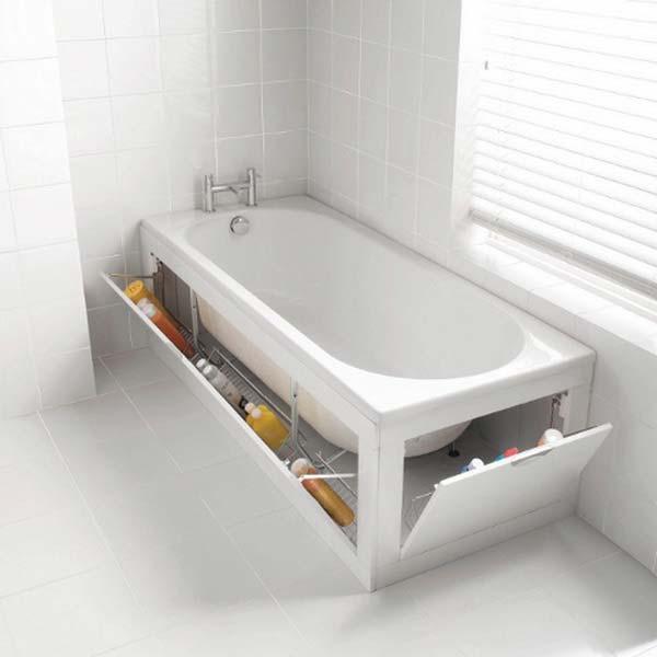 47 Creative Storage Idea For A Small Bathroom Organization - Shelterness