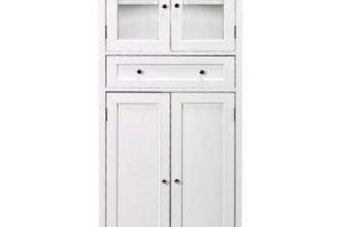 Freestanding - Linen Cabinets - Bathroom Cabinets & Storage - The