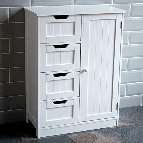 Freestanding Bathroom Cabinet: Amazon.co.uk