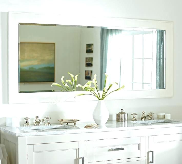 Double Vanity Mirror Ideas Fabulous Bathroom Vanity Mirrors Bathroom