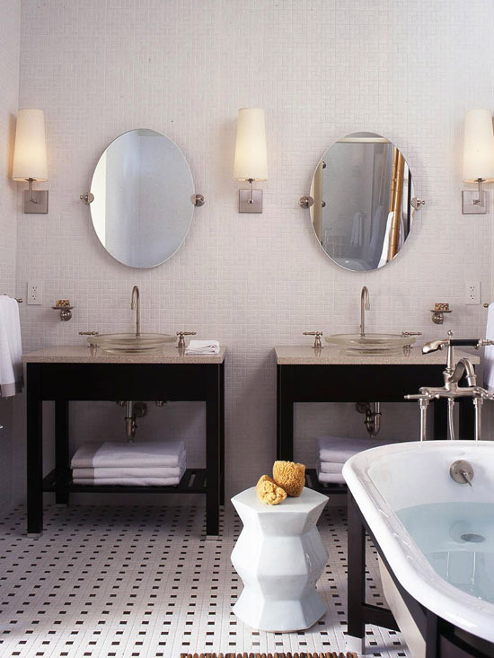 Double Bathroom Vanity Designs | Better Homes & Gardens